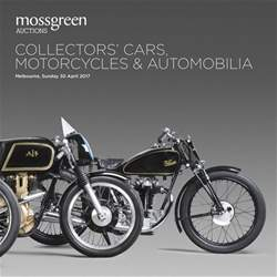 Collectors' cars, motorcycles and automobilia issue Collectors' cars, motorcycles and automobilia