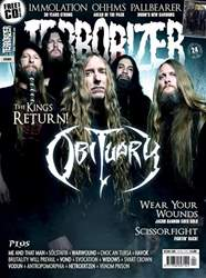 Terrorizer 280 issue Terrorizer 280