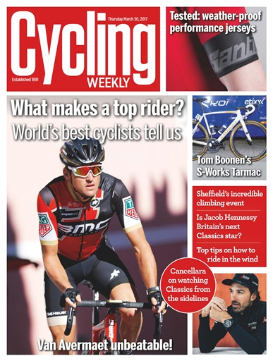44b1c09d0 Cycling Weekly Magazine - 30th March 2017 Subscriptions