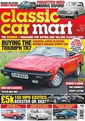 Vol. 23 No. 6 Buying The Triumph TR7  issue Vol. 23 No. 6 Buying The Triumph TR7