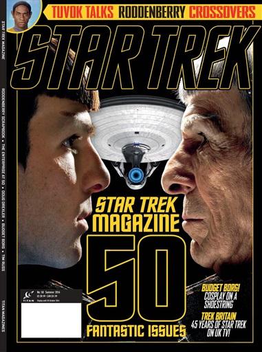 Star Trek Magazine Preview