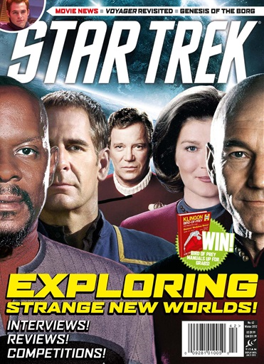 Star Trek Magazine Preview