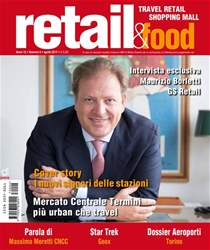Retail&food - Aprile issue Retail&food - Aprile