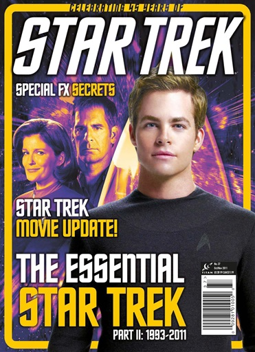 Star Trek Magazine Digital Issue