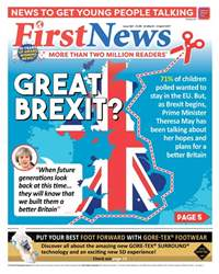 First News Issue 563 issue First News Issue 563