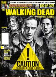 The Walking Dead Magazine Magazine Cover