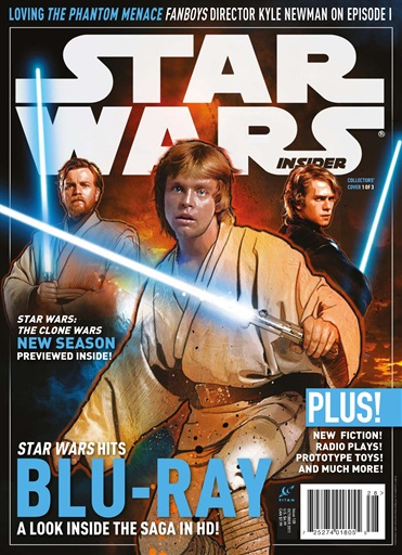 Star Wars Insider Preview