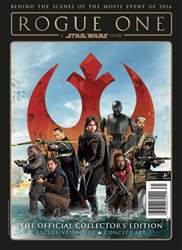 Rogue One Souvenir Magazine issue Rogue One Souvenir Magazine