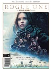 Rogue One #2 Souvenir Magazine issue Rogue One #2 Souvenir Magazine