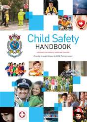 Child Safety Handbook Magazine Cover