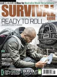 American Survival Guide Magazine Cover