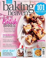 Baking Heaven April/May issue Baking Heaven April/May