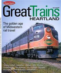 Great Trains Heartla issue Great Trains Heartla