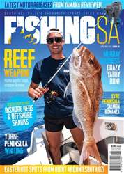 Fishing SA Apr/May 2017 issue Fishing SA Apr/May 2017