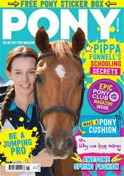 PONY magazine – May 2017 issue PONY magazine – May 2017