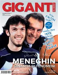 Giganti del Basket  issue Giganti del Basket