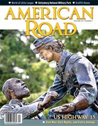 American Road issue Spring 2017