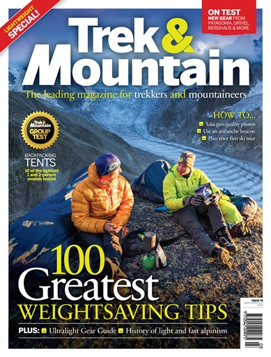 Trek & Mountain Magazine Digital Issue