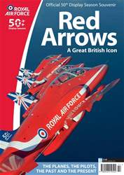 Red Arrows 50th issue Red Arrows 50th