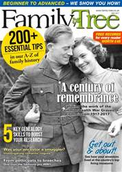 Family Tree May 2017 issue Family Tree May 2017