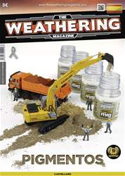 THE WEATHERING MAGAZINE NÚMERO 19: PIGMENTOS issue THE WEATHERING MAGAZINE NÚMERO 19: PIGMENTOS
