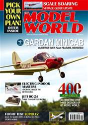 Radio Control Model World Magazine Cover