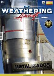 THE WEATHERING AIRCRAFT NÚMERO 5: METALIZADOS issue THE WEATHERING AIRCRAFT NÚMERO 5: METALIZADOS