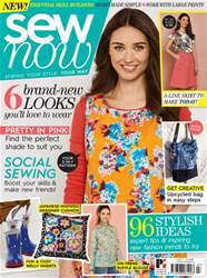 Sew Now 07 issue Sew Now 07