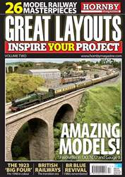 Hornby Great Layouts issue Hornby Great Layouts
