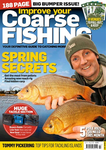 Improve Your Coarse Fishing Preview