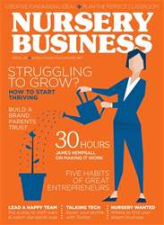 Vol.7 - Nursery Business issue Vol.7 - Nursery Business
