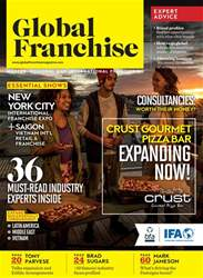 Global Franchise Vol.2 No.2 issue Global Franchise Vol.2 No.2