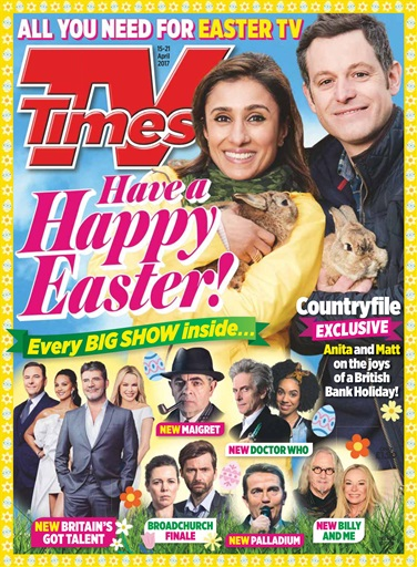 TV Times Digital Issue