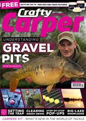 Crafty Carper May 2017 issue Crafty Carper May 2017