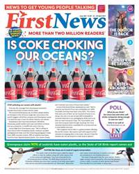 First News Issue 565 issue First News Issue 565