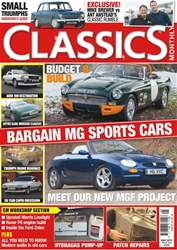 No. 255 Bargain MG Sports Cars  issue No. 255 Bargain MG Sports Cars
