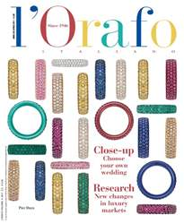 l'Orafo Italiano April 2017 issue l'Orafo Italiano April 2017