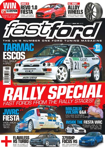 Fast Ford Preview