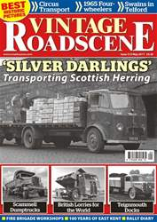 No. 210 'Silver Darlings' issue No. 210 'Silver Darlings'