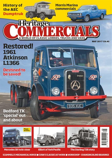 Heritage Commercials Magazine Preview