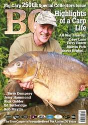 Big Carp 250 issue Big Carp 250