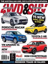 Australian 4WD and SUV Buyers Guide issue April Issue#29 2017