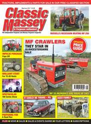 No. 68 MF Crawlers issue No. 68 MF Crawlers