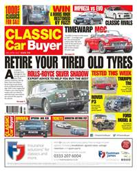 No. 378 Retire your tired old tyres issue No. 378 Retire your tired old tyres