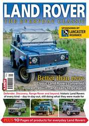 Land Rover: The Everyday Classic issue Land Rover: The Everyday Classic