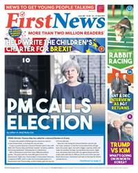 First News Issue 566 issue First News Issue 566