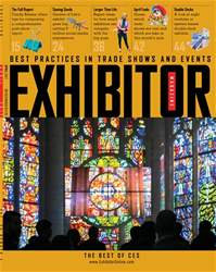 EXHIBITOR April 2017 issue EXHIBITOR April 2017