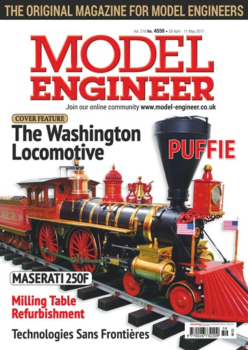Model Engineer Digital Issue