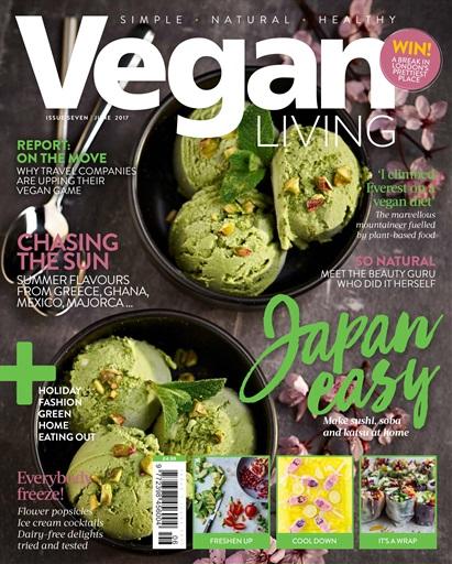 Vegan Living UK Preview