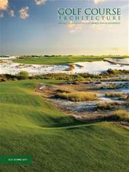 Golf Course Architecture issue Golf Course Architecture